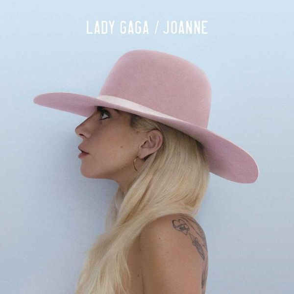 Album artwork of 'Joanne' by Lady Gaga