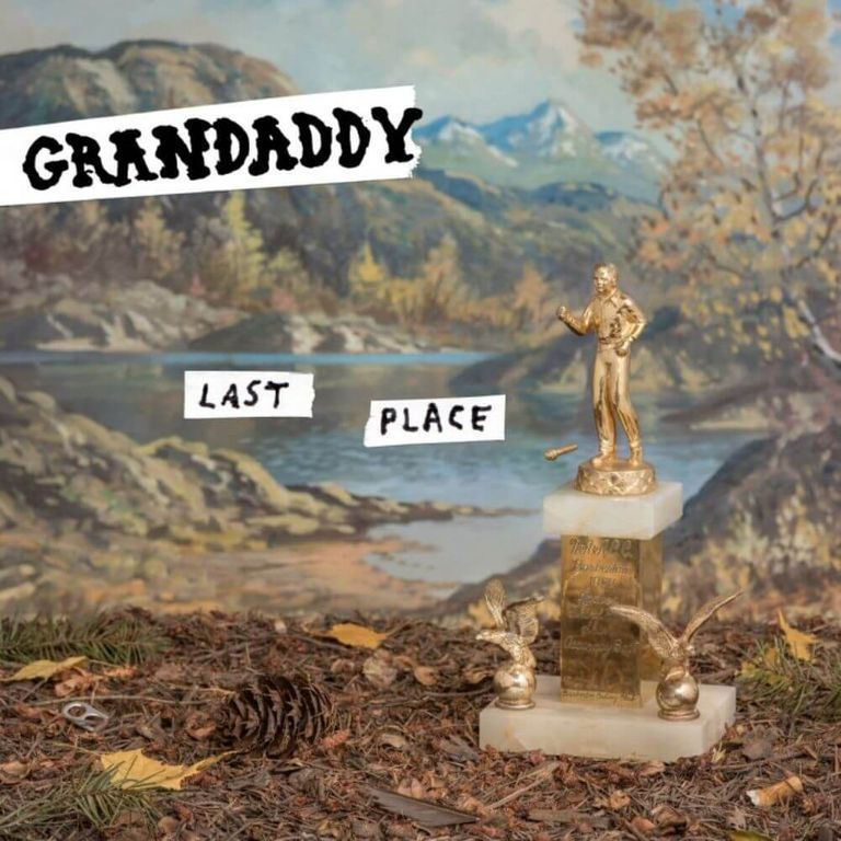 Album artwork of 'Last Place' by Grandaddy