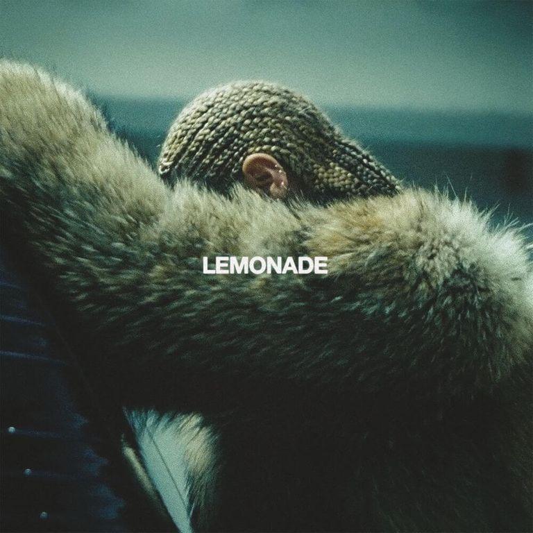 Album artwork of 'Lemonade' by Beyonce