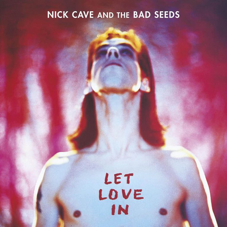 Album artwork of 'Let Love In' by Nick Cave & The Bad Seeds