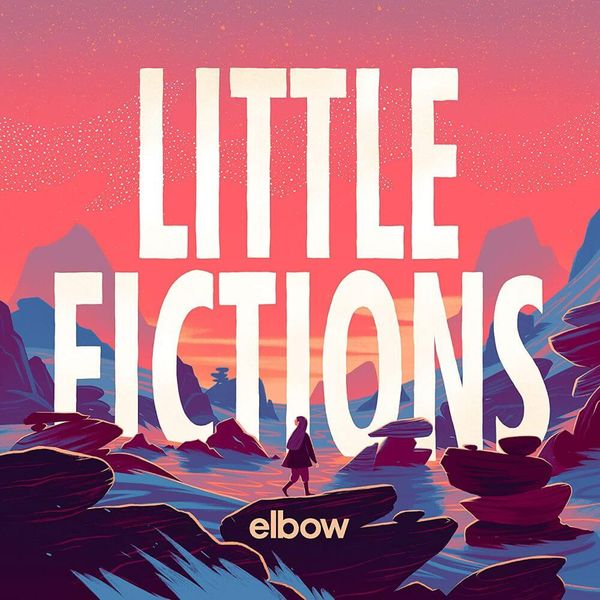 Album artwork of 'Little Fictions' by Elbow