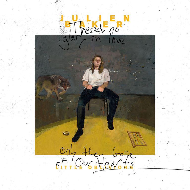 Album artwork of 'Little Oblivions' by Julien Baker