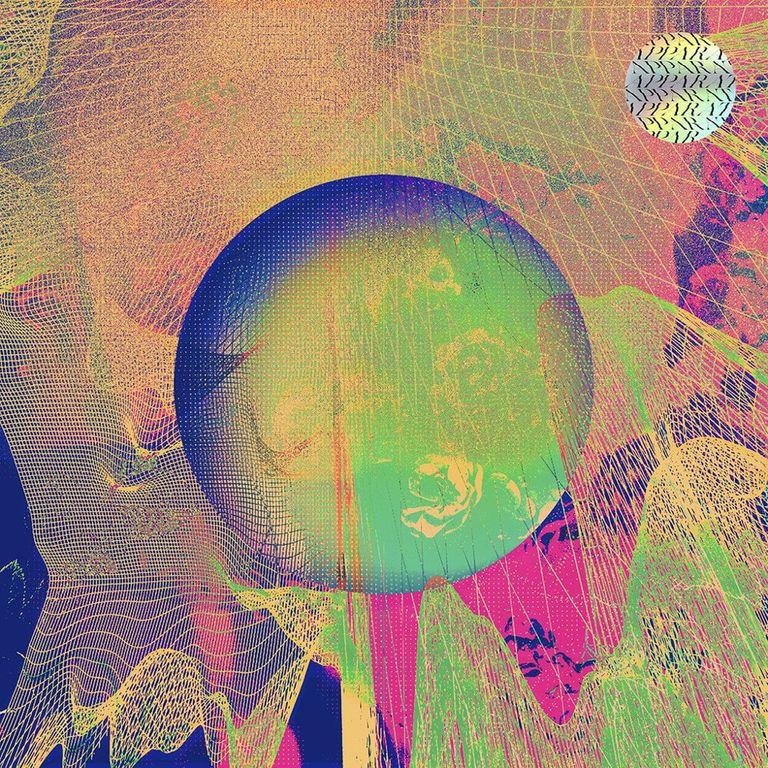 Album artwork of 'LP5' by Apparat