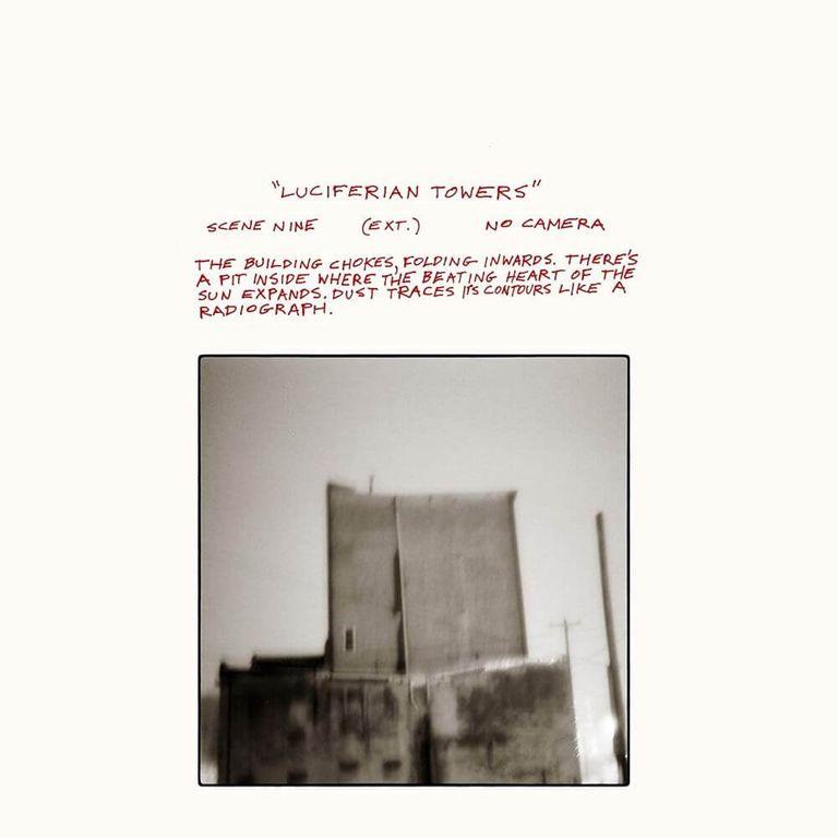 Album artwork of 'Luciferian Towers' by Godspeed You! Black Emperor