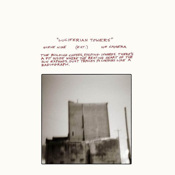 Album artwork of 'Luciferian Towers' by Godspeed You! Black Emperor