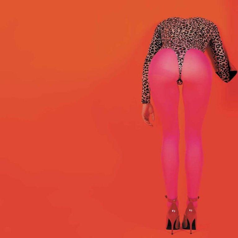 Album artwork of 'Masseduction' by St. Vincent