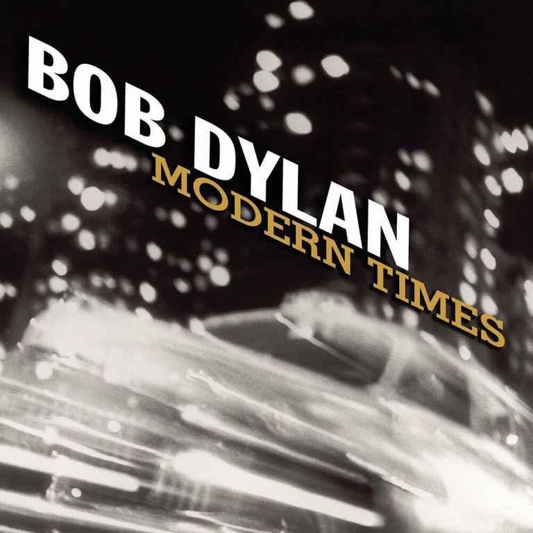 Album artwork of 'Modern Times' by Bob Dylan