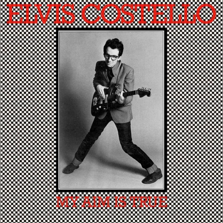 Album artwork of 'My Aim Is True' by Elvis Costello