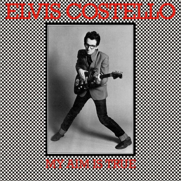 Album artwork of 'My Aim Is True' by Elvis Costello