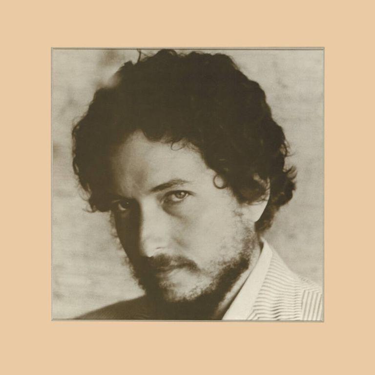 Album artwork of 'New Morning' by Bob Dylan