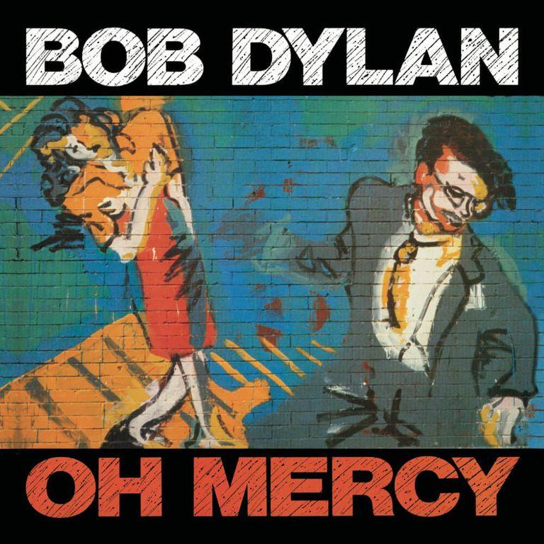 Album artwork of 'Oh Mercy' by Bob Dylan