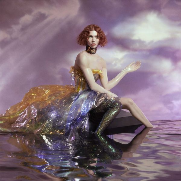 Album artwork of 'OIL OF EVERY PEARL'S UN-INSIDES' by SOPHIE
