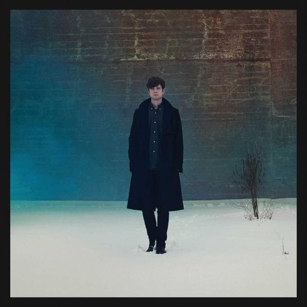 Album artwork of 'Overgrown' by James Blake
