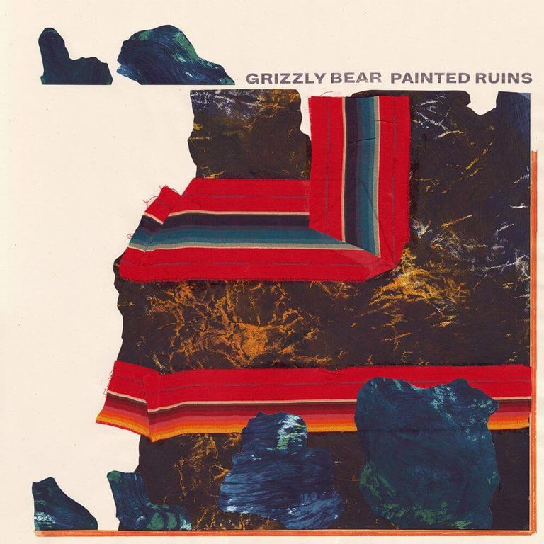 Album artwork of 'Painted Ruins' by Grizzly Bear