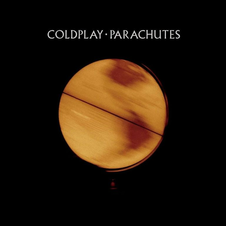 Album artwork of 'Parachutes' by Coldplay
