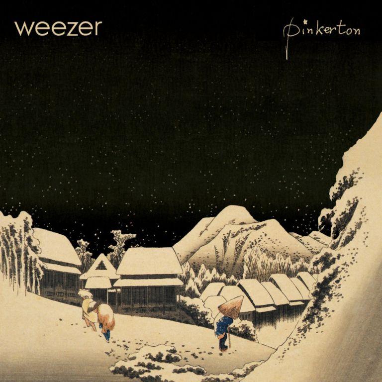 Album artwork of 'Pinkerton' by Weezer