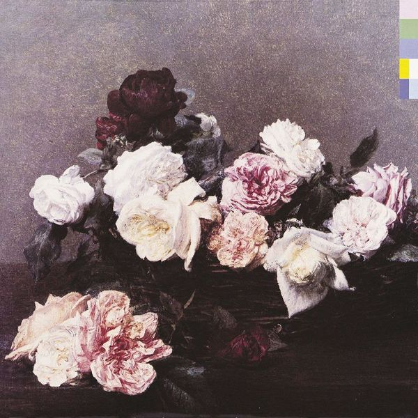 Album artwork of 'Power, Corruption & Lies' by New Order