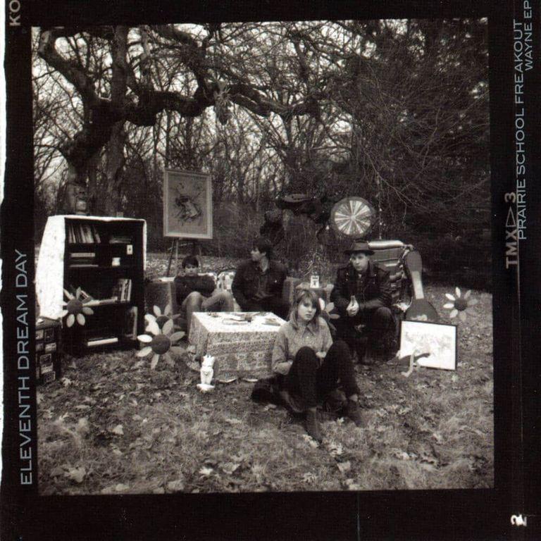 Album artwork of 'Prairie School Freakout' by Eleventh Dream Day