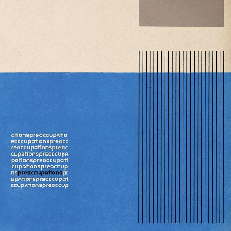 Album artwork of 'Preoccupations' by Preoccupations