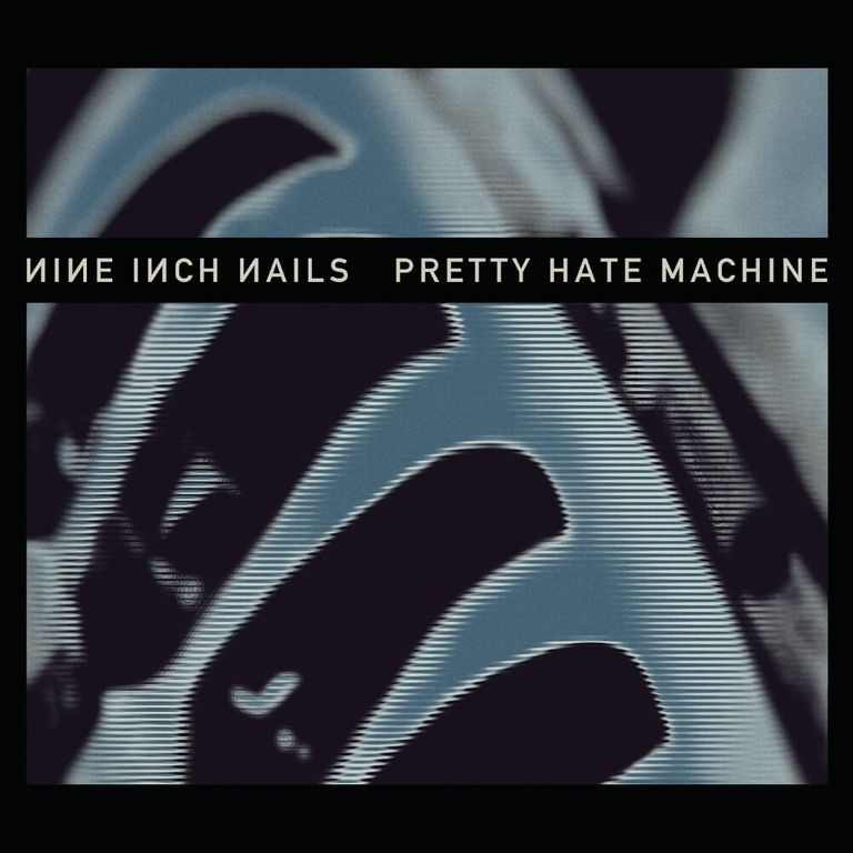 Album artwork of 'Pretty Hate Machine' by Nine Inch Nails