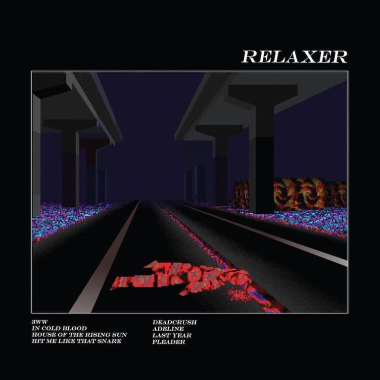 Album artwork of 'Relaxer' by alt-J