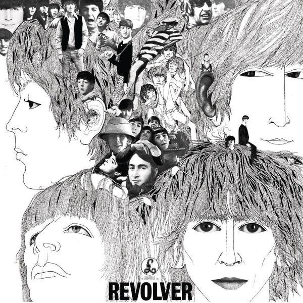Album artwork of 'Revolver' by The Beatles