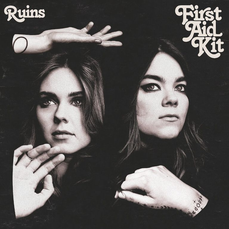 Album artwork of 'Ruins' by First Aid Kit