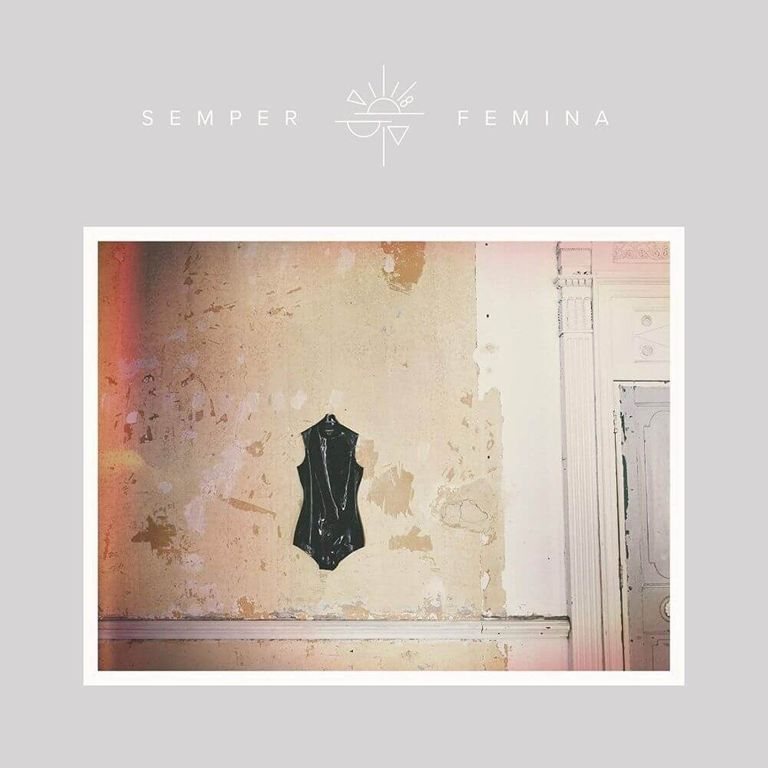Album artwork of 'Semper Femina' by Laura Marling