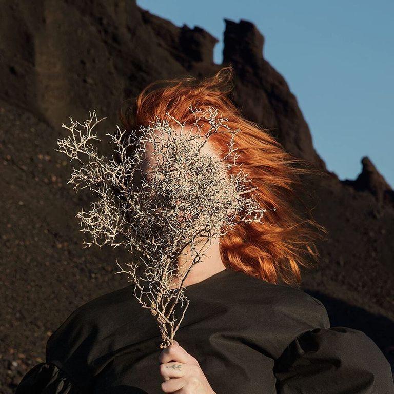 Album artwork of 'Silver Eye' by Goldfrapp
