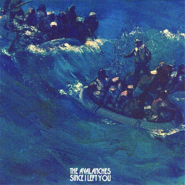Album artwork of 'Since I Left You' by The Avalanches