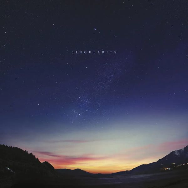 Album artwork of 'Singularity' by Jon Hopkins