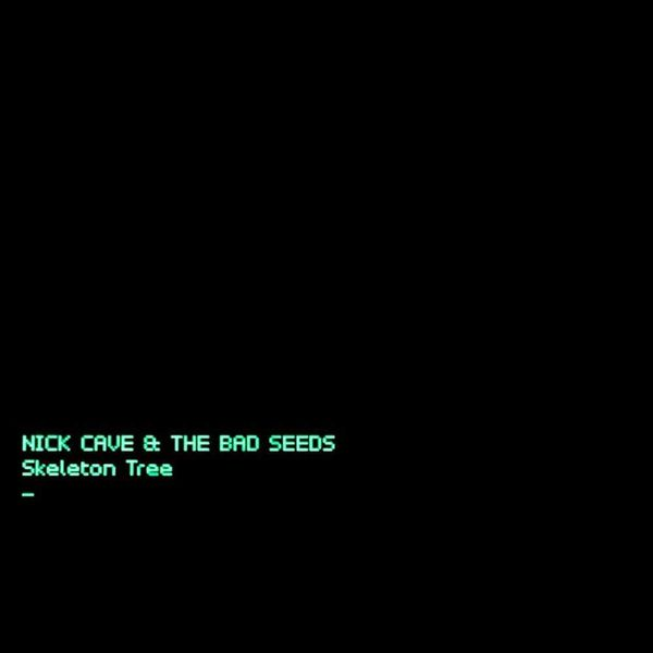 Album artwork of 'Skeleton Tree' by Nick Cave & The Bad Seeds