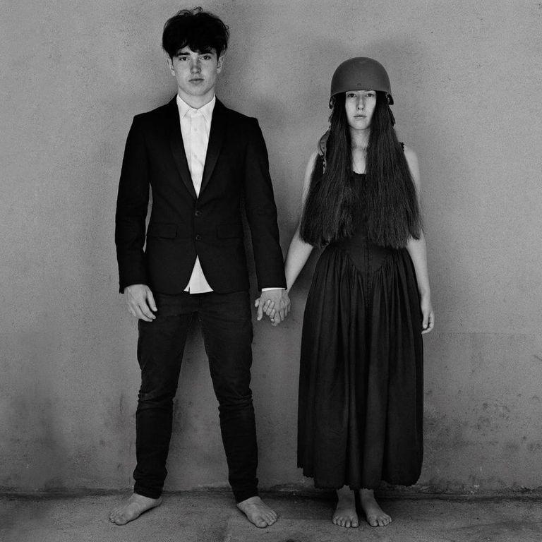 Album artwork of 'Songs of Experience' by U2