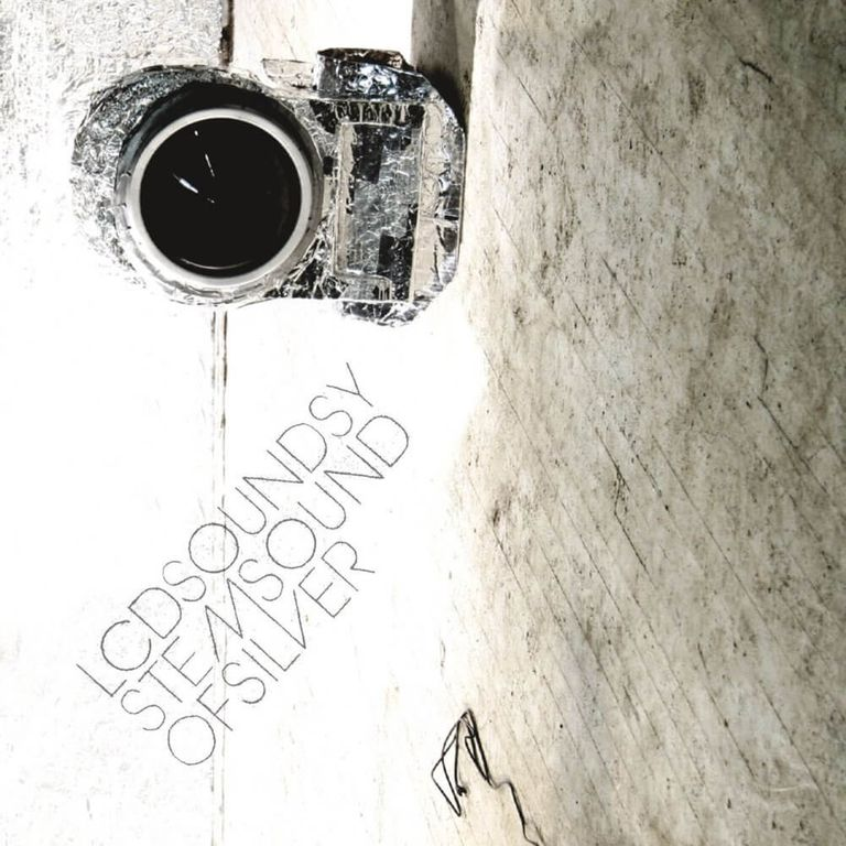 Album artwork of 'Sound of Silver' by LCD Soundsystem