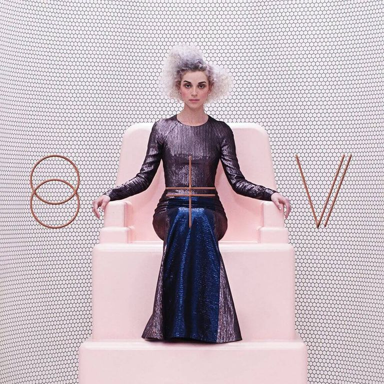 Album artwork of 'St. Vincent' by St. Vincent