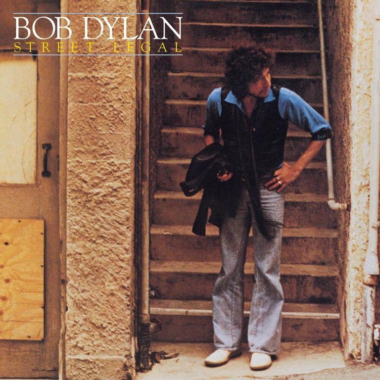 Album artwork of 'Street-Legal' by Bob Dylan