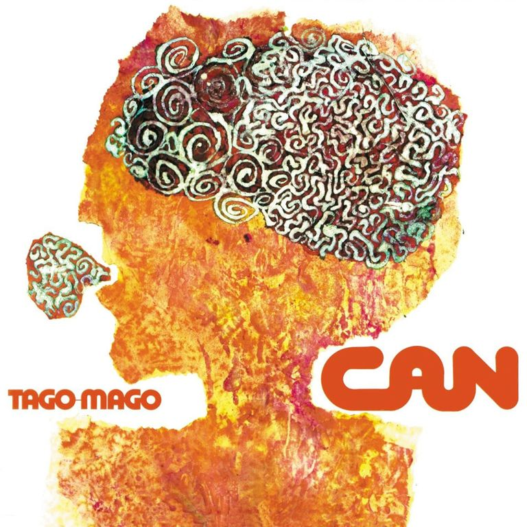 Album artwork of 'Tago Mago' by Can