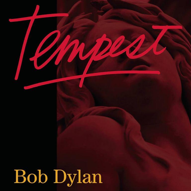 Album artwork of 'Tempest' by Bob Dylan