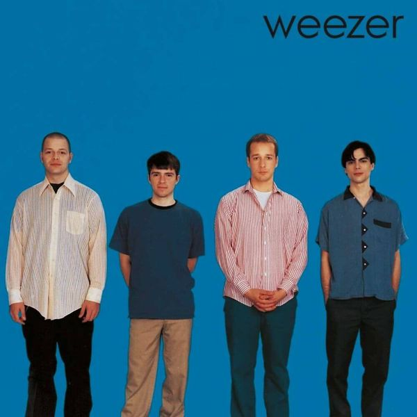 Album artwork of 'Weezer (The Blue Album)' by Weezer