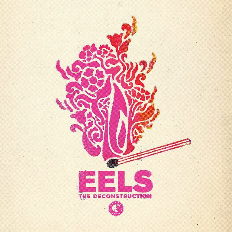 Album artwork of 'The Deconstruction' by Eels