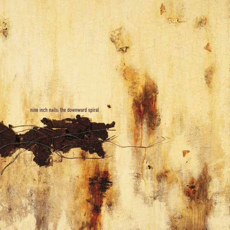 Album artwork of 'The Downward Spiral' by Nine Inch Nails