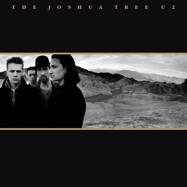 Album artwork of 'The Joshua Tree' by U2
