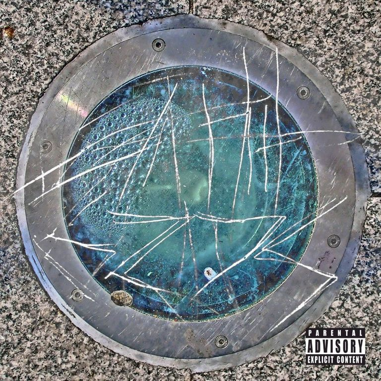 Album artwork of 'The Powers that B' by Death Grips