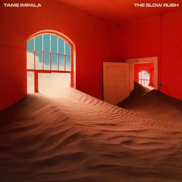 Album artwork of 'The Slow Rush' by Tame Impala