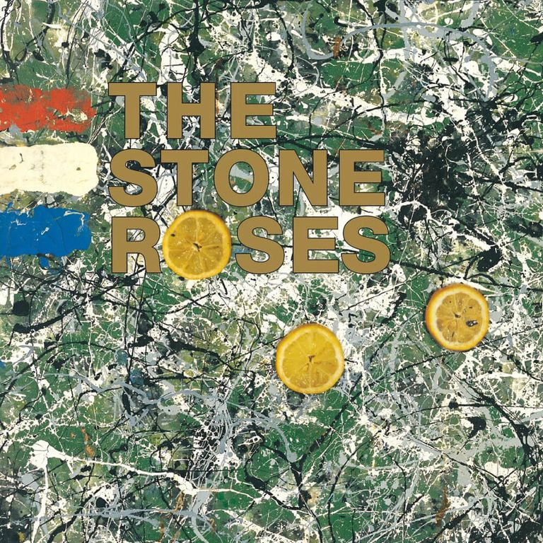 Album artwork of 'The Stone Roses' by The Stone Roses