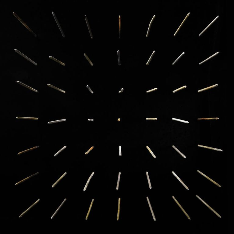 Album artwork of 'There Existed an Addiction to Blood' by clipping.