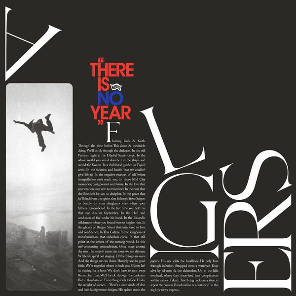 Album artwork of 'There Is No Year' by Algiers