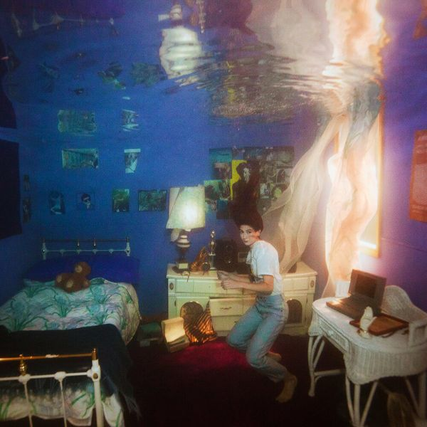 Album artwork of 'Titanic Rising' by Weyes Blood