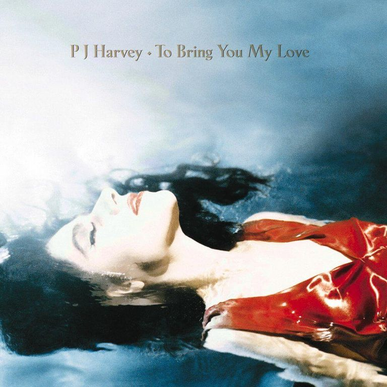 Album artwork of 'To Bring You My Love' by PJ Harvey