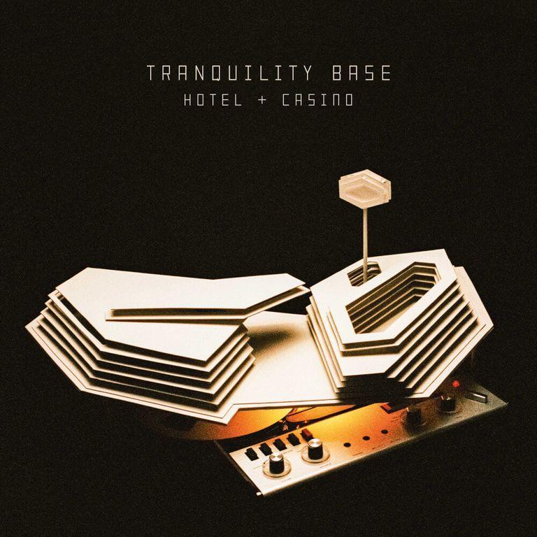 Album artwork of 'Tranquility Base Hotel & Casino' by Arctic Monkeys